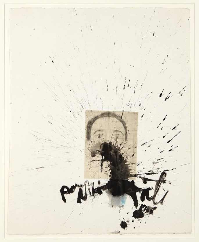 Salvador Dali - Self-portrait and explosion | MasterArt